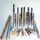 4 moinhos de extremidade contínuos Naco-Azuis do carboneto da flauta para o metal da estaca