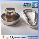 Magnetischer Carabiner Haken-magnetischer Haken mit Carabiner