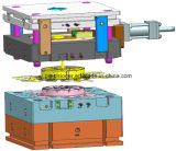 De Vorm van het Afgietsel van de matrijs voor Mechanisch en Elektro (de Ventilator van de Sluier)