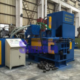 Machine Factory Horizontal metal Briquette para Latão Medidor