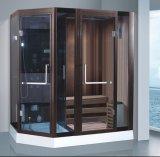 1900mm de Stoom van de Vorm van de Diamant combineerde Sauna met Douche (bij-8861A)