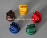 Ilotの5つのカラーのプラスチック専門のファンスプレーノズル