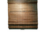 Cortinas de janela sem fio em material de bambu