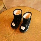 Nuevas botas de niño caliente plana plana (WX 5)