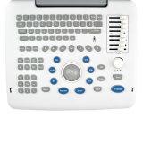 凸のプローブ(80要素)が付いている完全なデジタル携帯用獣医の超音波のスキャンナー- Alisa