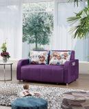 Funcional sofá-cama com armazenamento e revistas Bags (VV936)
