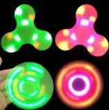 Heißer Freigabe-Druck-Spielzeug Tri-Spinner Finger-Spinner des Verkaufs-2017