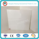 4-6 mm pintado blanco Flotador de cristal para la cocina