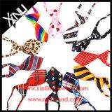 Cravatta su ordinazione dell'animale domestico stampata raso del poliestere