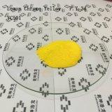 Pigmentos inorgânicos amarelos de limão cromado PY 34