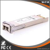 10GBASE ZR XFP 호환성 XFP-10G-120km-C 섬유 송수신기 1550nm 120km SMF 이중 LC