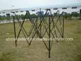 [33م] صنع وفقا لطلب الزّبون علامة تجاريّة فولاذ خارجيّة يفرقع فوق خيمة يطوي ظلة