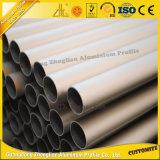 Lo nuevo tubo oval de aluminio con ventana de aluminio del metal