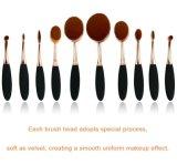 Pinceau à poudre à étiquettes de marque Makeover Brush