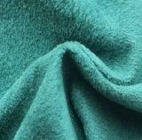 100% poliéster tapicería tela de gamuza para sofá y Hometextile