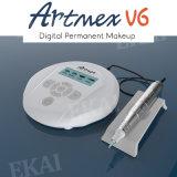 Máquina permanente Artmex V6 da composição da tela