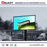 Buena calidad de P10 (P6, P8, P16) HD de la visualización de LED/de la pantalla/de la cartelera/de la muestra/del panel al aire libre a todo color para hacer publicidad