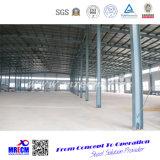 Entrepôt conçu par lumière de structure métallique
