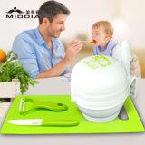 부엌 음식은 유아식 가는 연장 세트 퓌레 치한 아기 제품을 맷돌로 간다