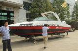 Яхта кабины пассажиров цены по прейскуранту завода-изготовителя 12 Flit роскошная