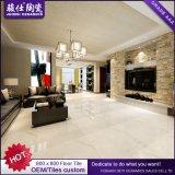 Fábricas de las baldosas cerámicas en azulejo de suelo Polished de la porcelana 800X800 Gres Monococcion del cuarto de baño de China