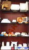 Conteneur de nourriture remplaçable faisant la machine et l'érigeant formant la machine