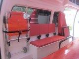 Diesel van het Dak van Toyota Hiace de Super Hoge 3.0L Ziekenwagen van de Luxe