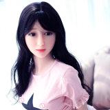 일본 소녀 148cm 성 장난감 인공적인 질 현실적 성 인형