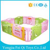 Omheining van de Baby van de Omheining van het Spel van de Kinderen van de Omheining van de Werf van het Spel van jonge geitjes de Plastic Plastic fq-RF03