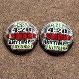El botón popular promocional de la nueva llegada Badges (BBG-09)