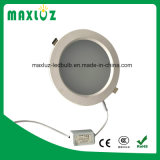 홈을%s 중단된 LED Downlight 18W LED 빛