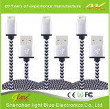 Hete Verkoop Gevlechte Kabel voor iphone