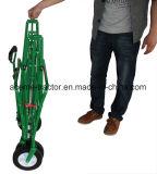 Польза тележки фуры металла складывая для тележки инструмента сада