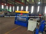 Telha de telhado de aço da cor de Kxd que dá forma à máquina para a venda