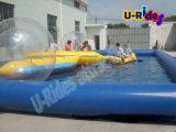 Stoßboot verwendeter aufblasbarer Swimmingpool