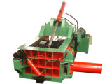 Pressa per balle idraulica della ferraglia della pressa per balle della pressa per balle del metallo (YDF-160A)