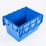Caixa plástica logística de caixa plástica do recipiente do recipiente plástico