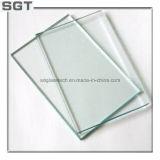 3mm 6mm ultra weißes freies Glasfloatglas für das Pool-Fechten