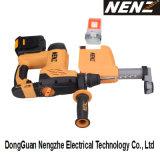Nenz Nz80-01 nachladbarer drahtloser Drehhammer mit Staub-Ansammlung für Aufbau