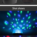Hochwertiges Fernsteuerungs-LED-magisches Kugel-Effekt-Kristalllicht