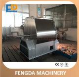 Misturador de pá de um único eixo de 500kg / P para moinho de alimentação (SJHS2A)