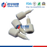 Ajustage de précision de PFA--Plastique de Jiangsu juin Walt