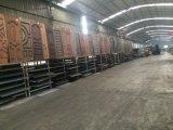 熱いアフリカの市場のための販売によって押される鋼鉄ドアの皮