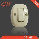 Interruptor de venda padrão/quente americano da parede da baquelite do grupo do preço do competidor 1