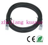 Número 8 de conductores y de tipo cable del audio del conector de cable de la comunicación de cable de datos del cable del cable del gato 6/del ordenador del entierro del ftp de CAT6
