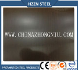 コイルの木の穀物のPPGI Prepainted鋼板