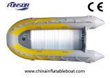 De Opblaasbare Offerte van Funsor met de Vloer van het Aluminium (Reeks 2.0m4.8m van D)