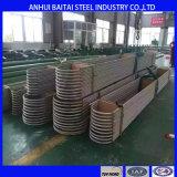 Tube de chaudière d'acier inoxydable d'ASTM A213