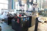 Máquina de la prensa hidráulica con 4 columnas