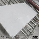 Strato di superficie solido acrilico bianco puro per la parte superiore della cucina